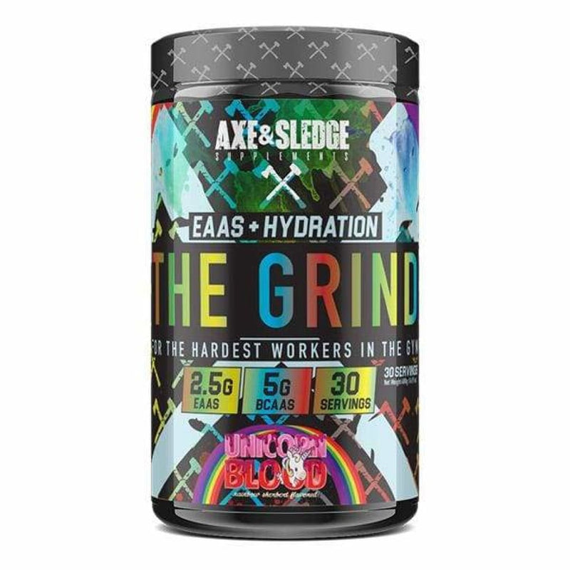 Axe & Sledge The Grind - Spartansuppz