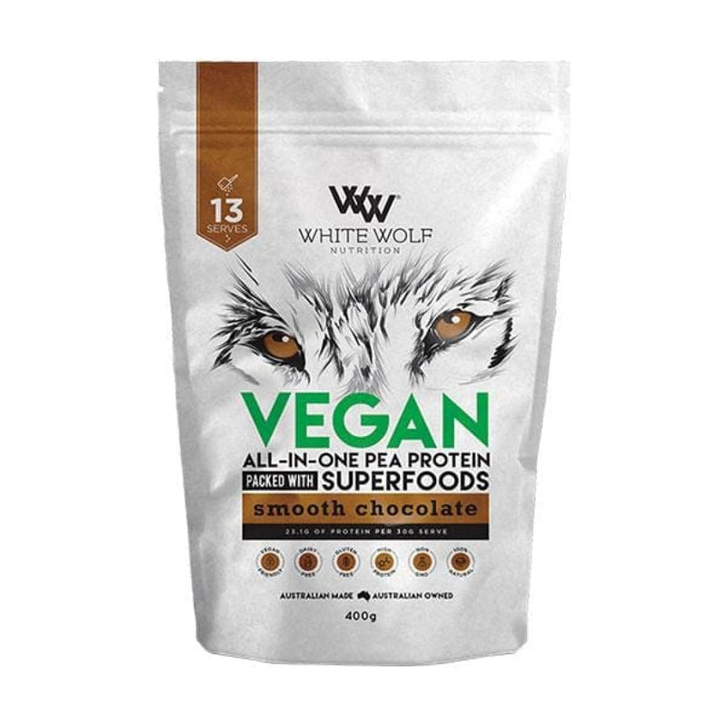 Vegan Protein Blend by White Wolf Nutrition