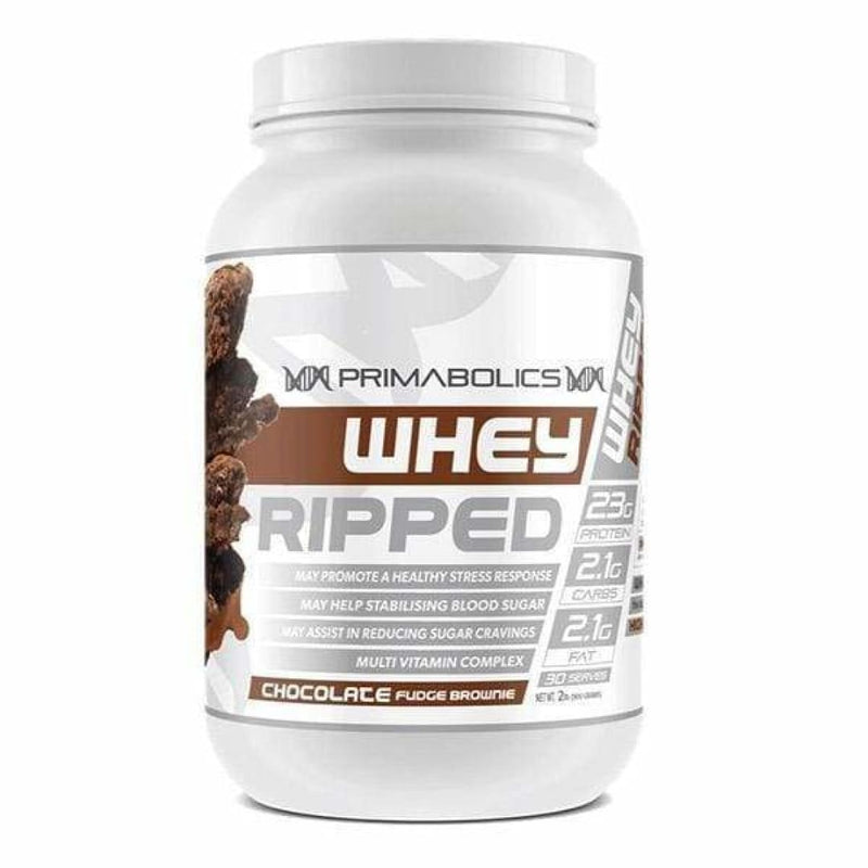 Whey Ripped by Primabolics | Protein - Whey Blends | Spartansuppz - Spartansuppz