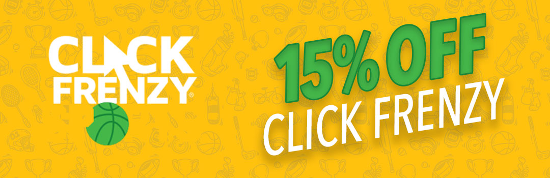15% Off Click Frenzy Promotion