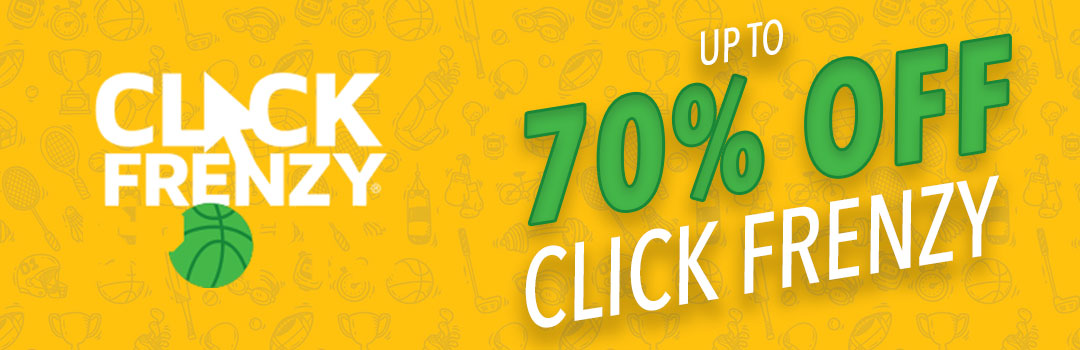 Click Frenzy Up To 70% Off