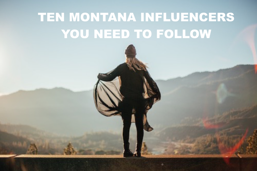 10 Montanans to Follow Right Now
