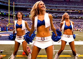 Colts Cheerleader UPTOP Clothing