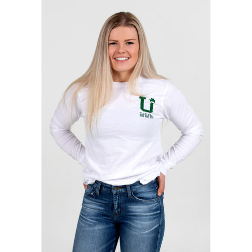 UPTOP IRISH SOLO LONG SLEEVE TEE