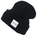 UPTOP SIMPLE BEANIE - BLACK
