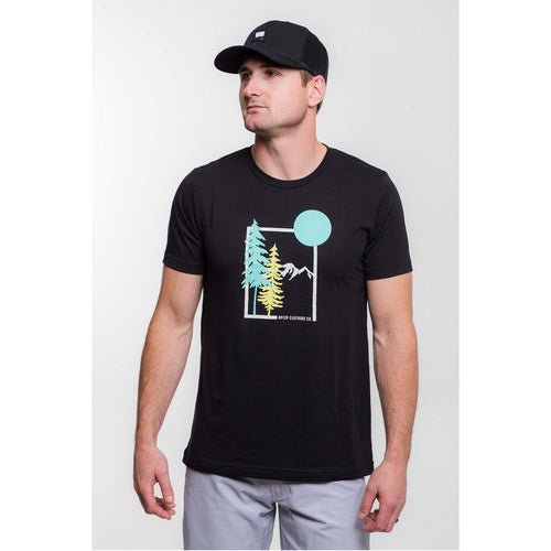 UPTOP NIGHTS TRIBLEND TEE