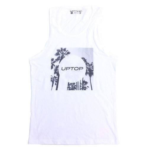 PALM AVENUE TANK TOP