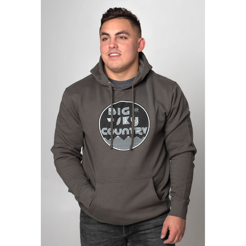UPTOP / RETRO BIG SKY COUNTRY HOODIE
