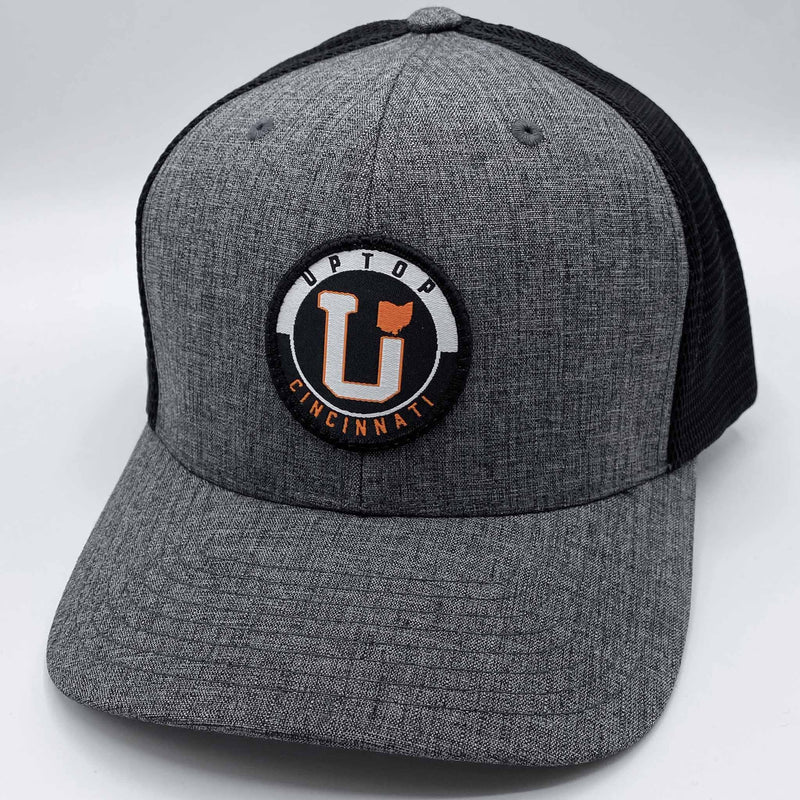 UPTOP X CINCINNATI 110 ADJUSTABLE FLEXFIT HAT