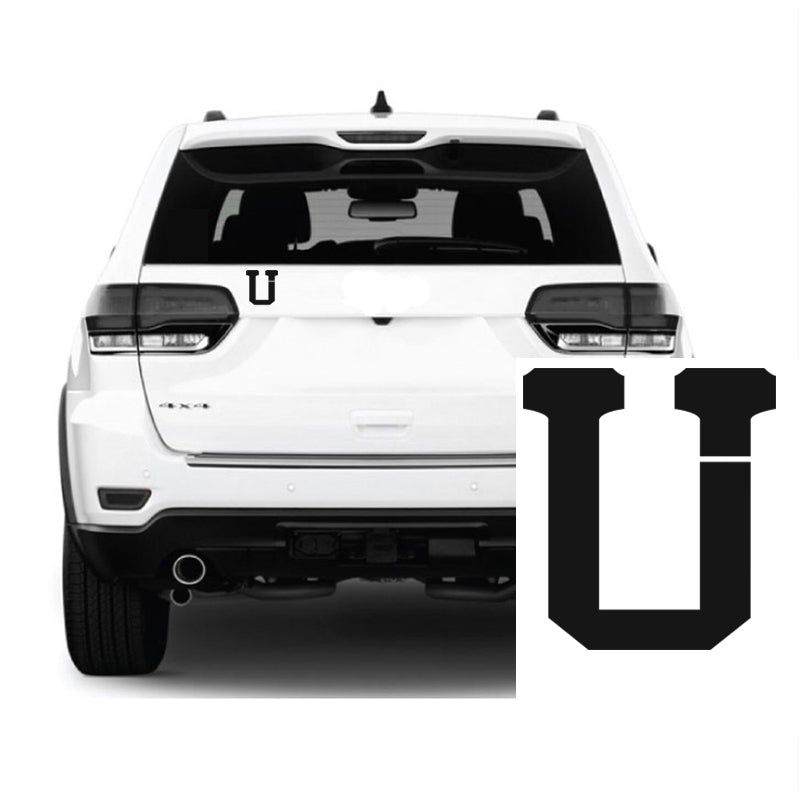 UPTOP UT DECAL STICKER