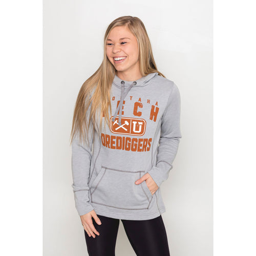 UPTOP / MONTANA TECH BASIC WOMEN'S TRIBLEND HOODIE