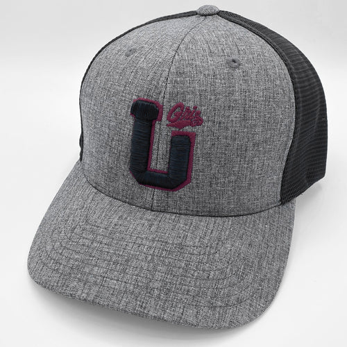 UPTOP / GRIZ SOLO BORDER ADJUSTABLE 110 FLEXFIT HAT
