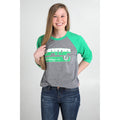 UPTOP IRISH TRADITION RAGLAN TEE
