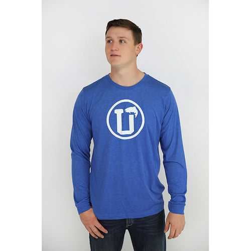 UPTOP JUST FISHIN' LONG SLEEVE TEE