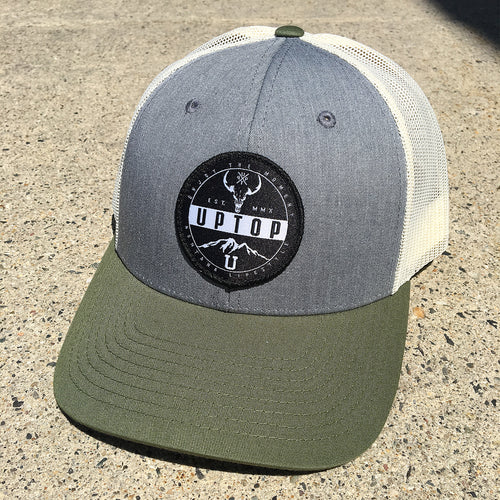 UPTOP LIFESTYLE LOW PROFILE TRUCKER HAT