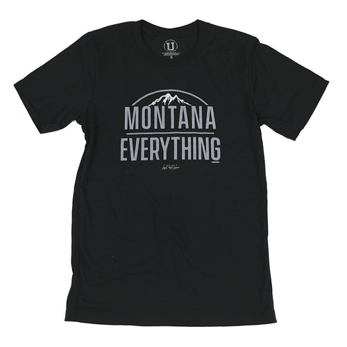MONTANA OVER EVERYTHING SCENIC TEE