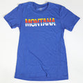 MONTANA SUNSET TRIBLEND TEE
