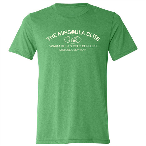 UPTOP / MO CLUB IRISH TEE