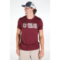 UPTOP / GRIZ PRIDE AND TRADITION TEE