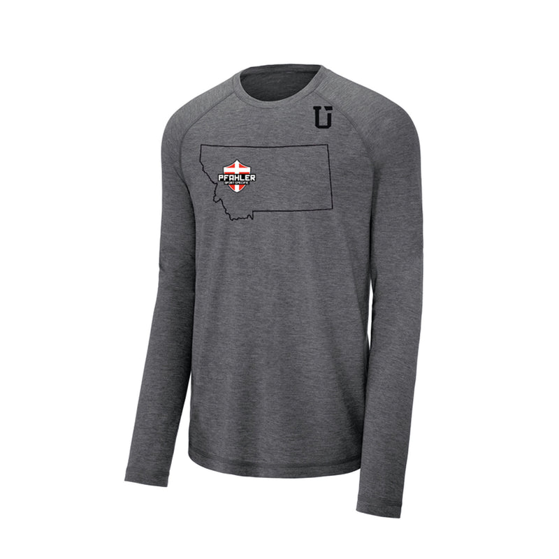 UPTOP / PFAHLER SPORTS SPECIFIC LONG SLEEVE TEE