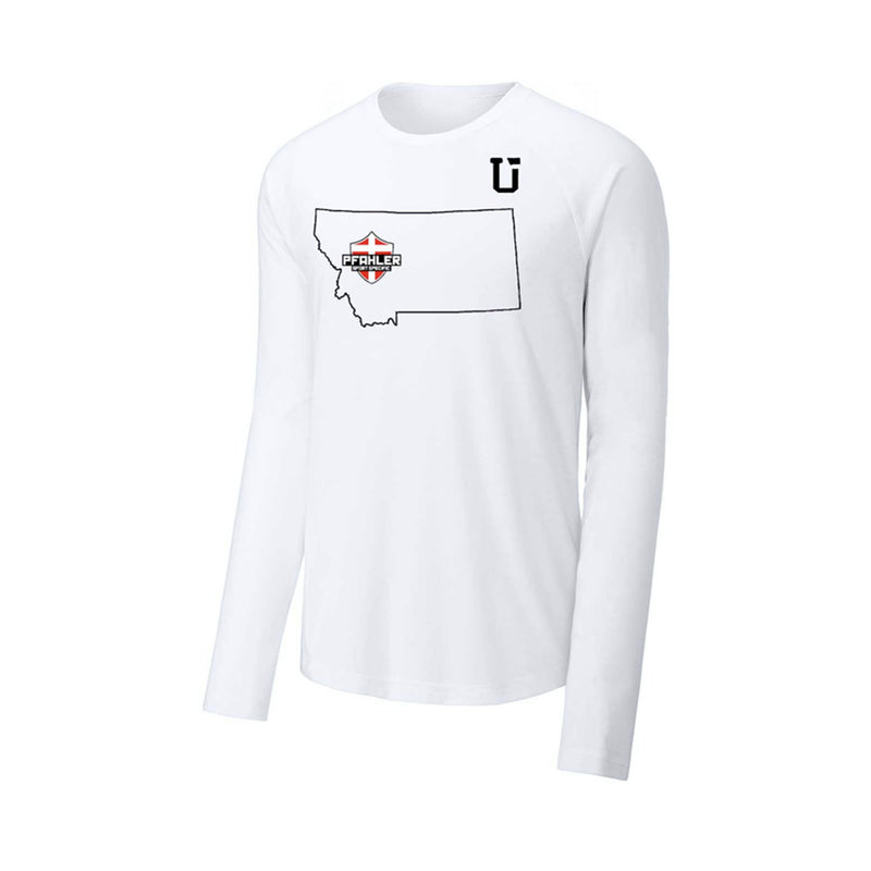 UPTOP / YOUTH  PFAHLER SPORTS SPECIFIC LONG SLEEVE TEE