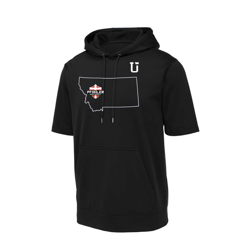 UPTOP / PFAHLER SPORTS SPECIFIC MIDWEIGHT POLYBLEND HOOD