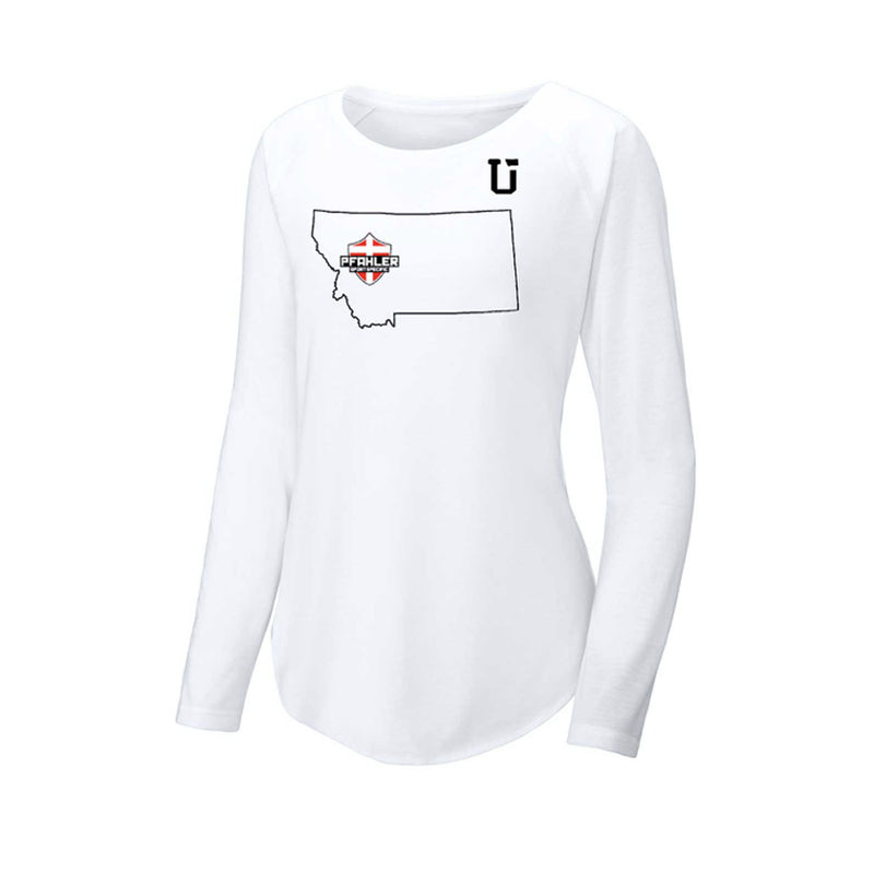 UPTOP / PFAHLER SPORTS SPECIFIC WOMEN'S LONG SLEEVE TEE