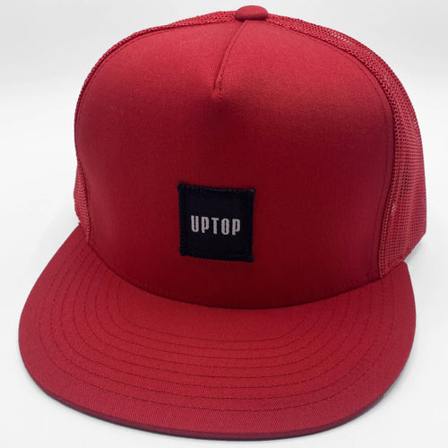 UPTOP SIMPLE TRUCKER HAT