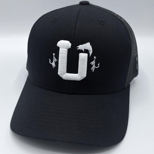 UPTOP REEL FLY RETRO TRUCKER HAT
