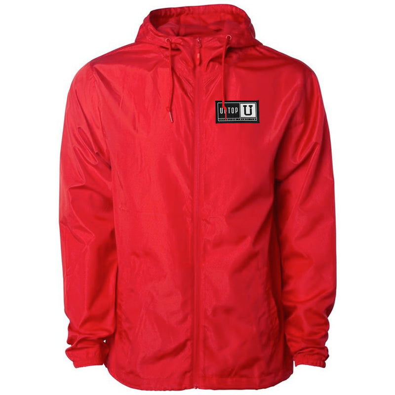 UPTOP FULL ZIP WINDBREAKER JACKET