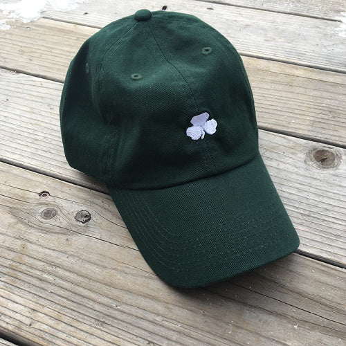 UPTOP SHAMROCK DAD HAT - GREEN