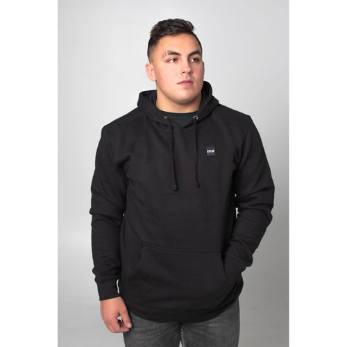 UPTOP SIMPLE FLEECE HOODIE