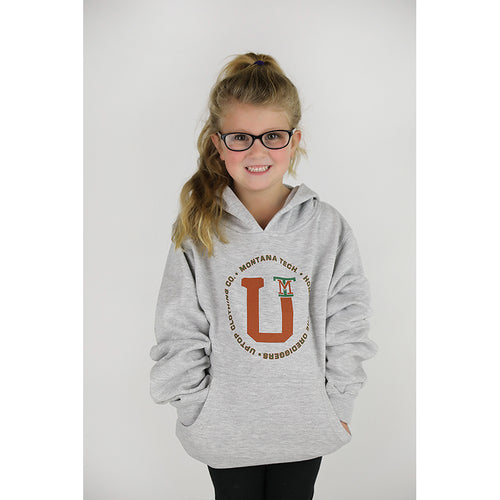 UPTOP // HOME OF THE OREDIGGERS YOUTH HOODIE