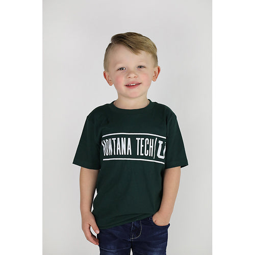 MONTANA TECH VARSITY YOUTH UPTOP TEE