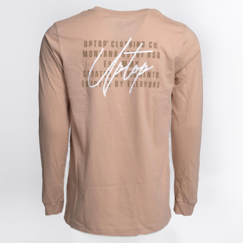 UPTOP / SOLO LONG SLEEVE TEE