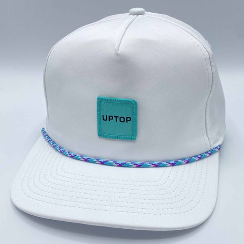 UPTOP SIMPLE IMPERIAL SNAPBACK HAT