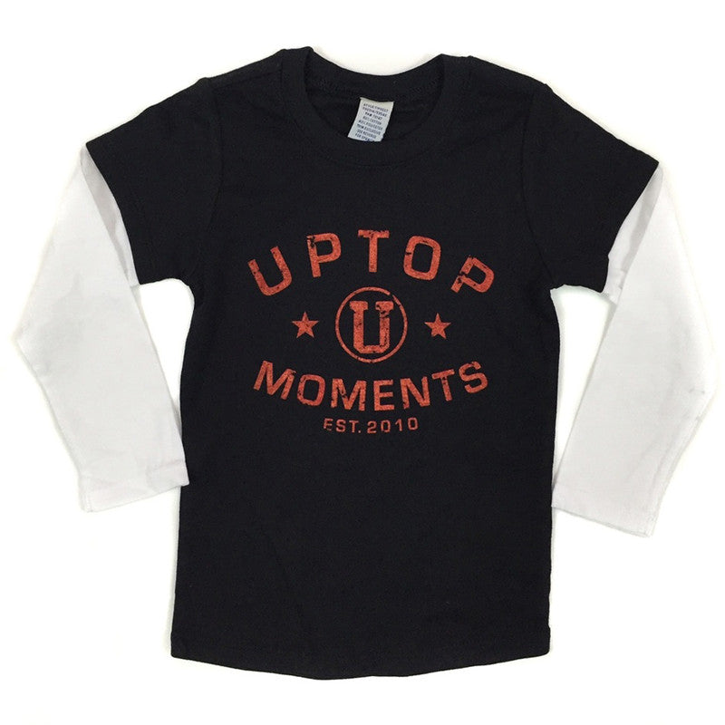 UPTOP TODDLER BRONX LONG SLEEVE TEE