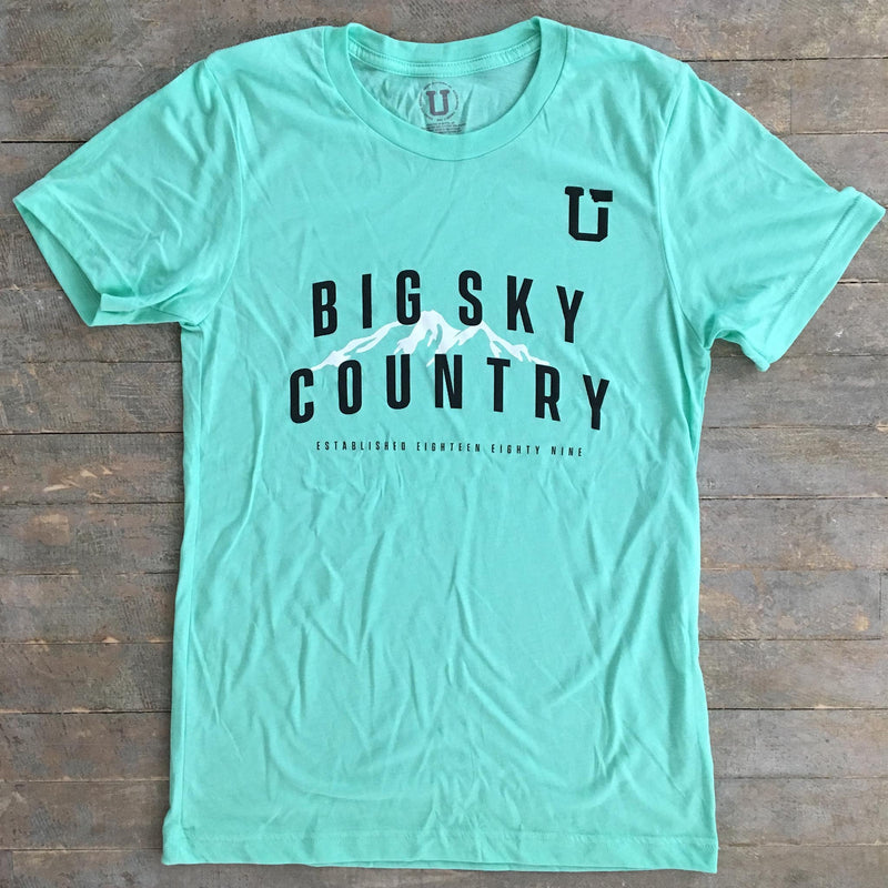 UPTOP / BIG SKY COUNTRY TEE