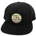 UPTOP BIG SKY COUNTRY MELTON WOOL SNAPBACK