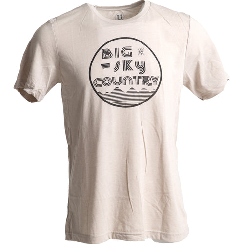 UPTOP / RETRO BIG SKY COUNTRY TEE