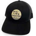 UPTOP BIG SKY COUNTRY LOW PROFILE TRUCKER HAT