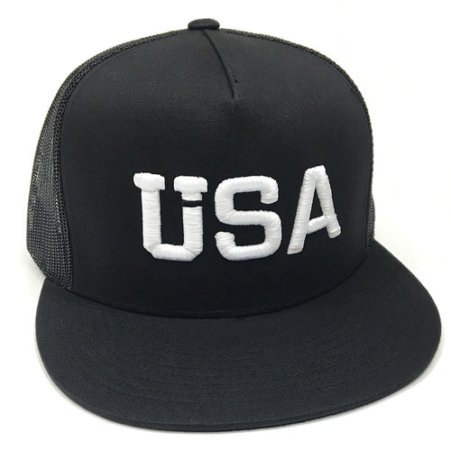 UPTOP USA TRUCKER HAT