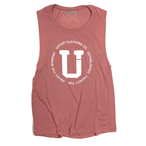UPTOP BRANDED MUSCLE TANK