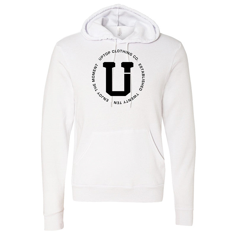 UPTOP SIMPLE BRANDED HOODIE