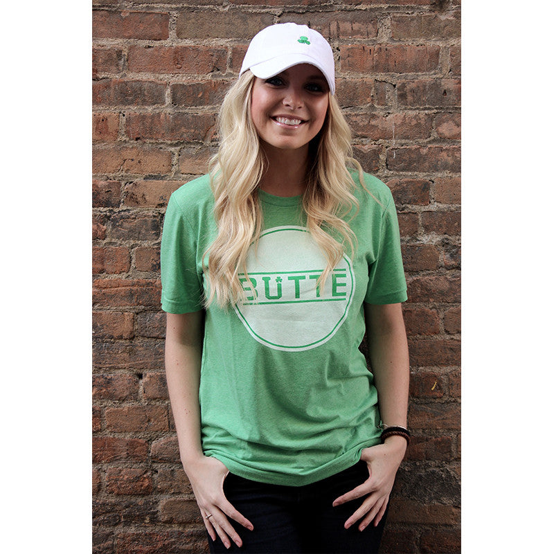 BUTTE IRISH UPTOP BOYFRIEND TEE
