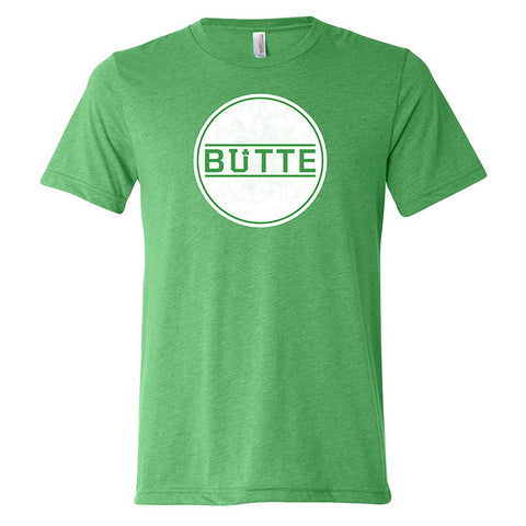 BUTTE IRISH UPTOP TRIBLEND TEE