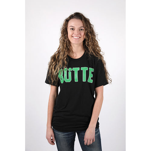 UPTOP BUTTE IRISH BOYFRIEND TEE