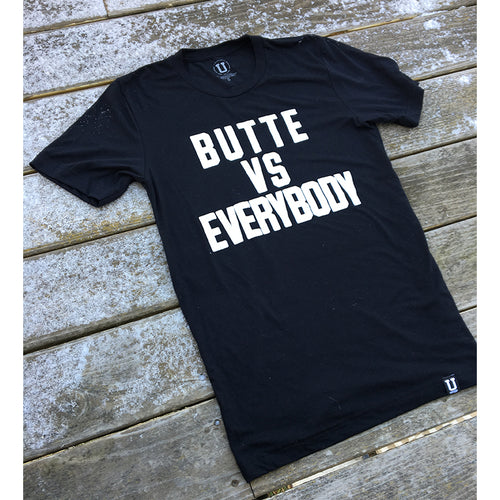 BUTTE VS EVERYBODY 2.0 TEE