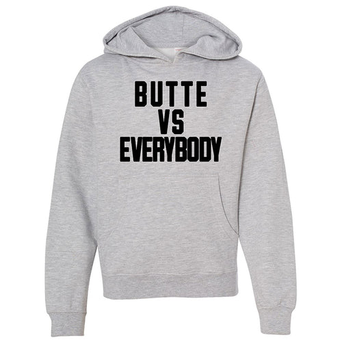 BUTTE VS EVERYBODY 2.0 YOUTH HOODIE