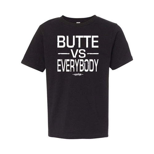 BUTTE VS EVERYBODY YOUTH TEE